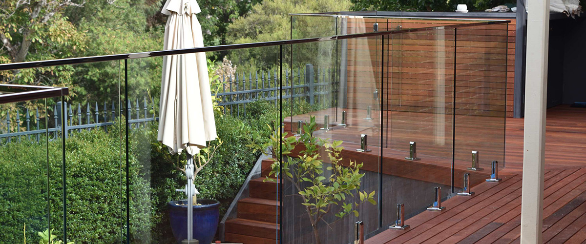 Adelaide Balustrading Guys for all your glass balustrade needs in Adelaide